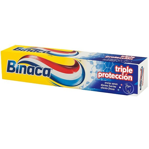 Binaca dentrifico Triple Protección 75 ml