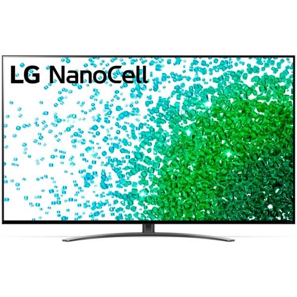 "Lg 50nano813pa televisor smart tv 50"" nanocell uhd 4k hdr"